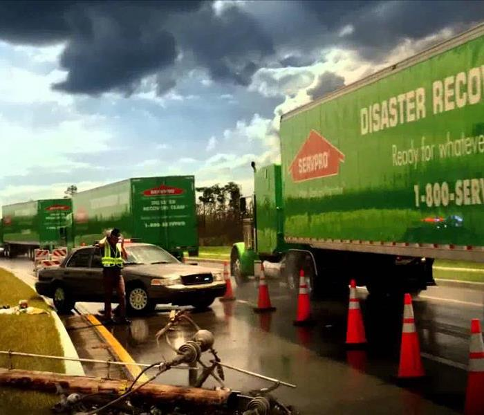 SERVPRO Disaster Recovery Team