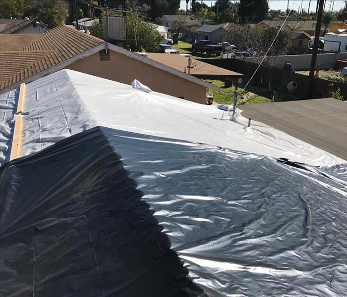 24/7 Roof Tarping Services